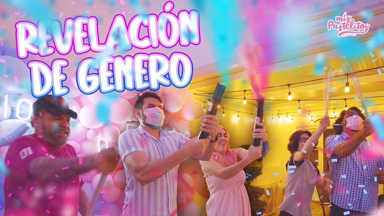 Download FIESTA DE REVELACIÓN ¿EMMA O LIONEL? 💙💗   MIS PASTELITOS