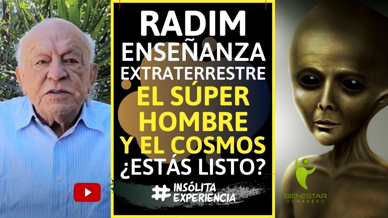Download MAESTRO RADIM I El súper hombre y el cosmos. Un tema sobre las ENSEÑANZAS EXTRATERRESTRES en México.