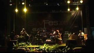 Talago Buni - Live at Sawahlunto International Music Festival, Indonesia, Sunday 4 December 2011