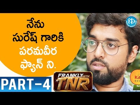 Subrahmanyapuram Movie Director Santhosh Jagarlapudi Interview Part #4 || Frankly With TNR