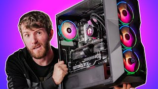 This Gaming PC has a Dirty Secret - Build Redux