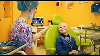 Гигиена полости рта у детей | «Дентика»(Узнайте о профессиональной гигиене полости рта у детей в стоматологическом центре «Дентика». http://dentika.ru/..., 2016-10-07T10:15:39.000Z)