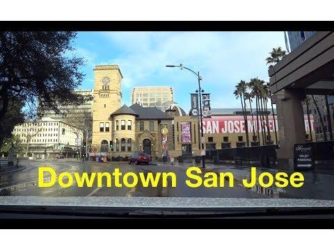 Cuộc Sống Bên Mỹ : Downtown San Jose ~ Trung Tâm Thành Phố