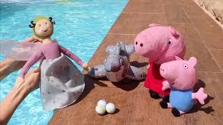 PEPPA AVENTURAS CUENTO mágico del delfín. Videos de Peppa pig en español
