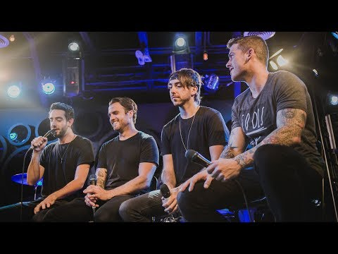 All Time Low Interview - HD Radio Sound Space