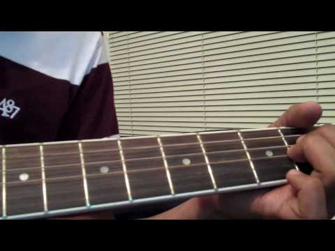 Ohne Dich - Rammstein (cover) on acoustic guitar