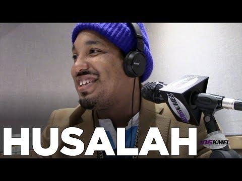 Husalah talks Mac Dre's Impact, Social Media Rappers + Freestyle!