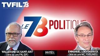 Le 7/8 Politique – Emission du mardi 1er décembre 2015