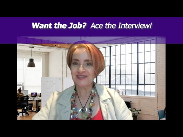 EPISODE 603: Want the Job? Ace the Interview!