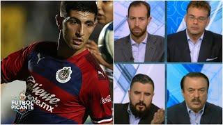 FUERA DE CHIVAS. Víctor Guzmán dio resultado analítico adverso en prueba antidopaje | Futbol Picante