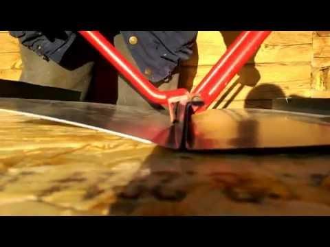 видео: Монтаж фальцевой кровли краткий обзор