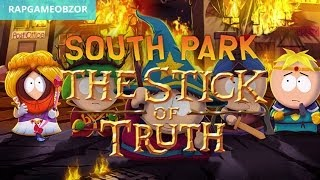 'RAPGAMEOBZOR 2' - South Park: The Stick of Truth