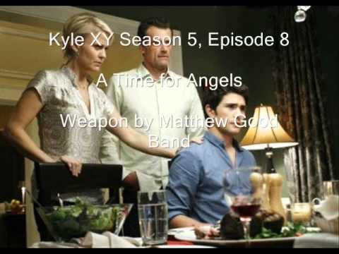 Download Kyle XY Season 5 Episode 8, A Time For Angels, Weapon