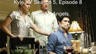 Download Video Kyle XY Season 5 Episode 8, A Time For Angels, Weapon MP3 3GP MP4