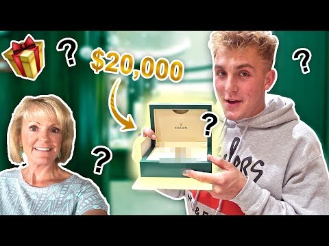 Download Youtube: I GOT MY MOM A $20,000 CHRISTMAS PRESENT {PLEASE DON'T WATCH THIS MOM}
