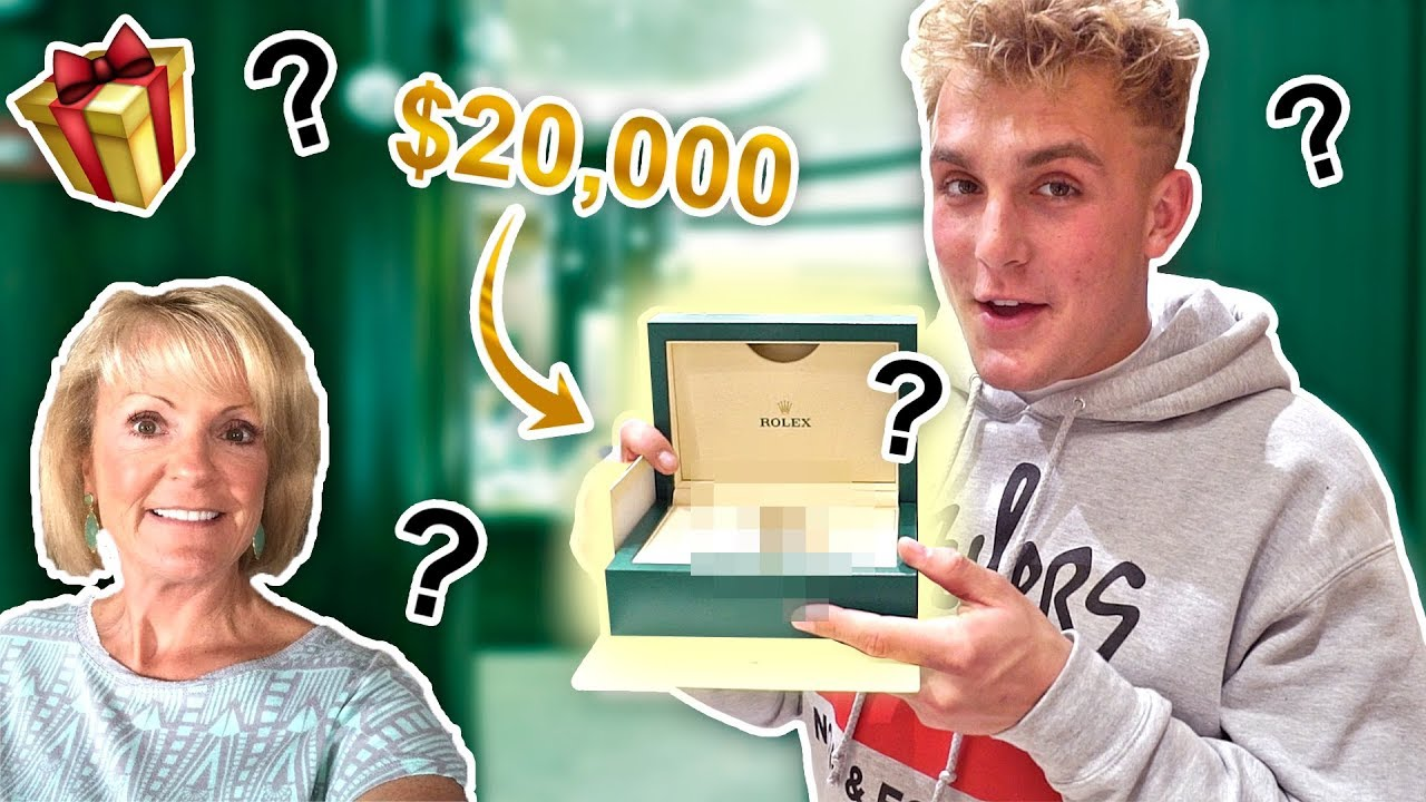 I GOT MY MOM A 20 000 CHRISTMAS PRESENT PLEASE DON T WATCH THIS MOM