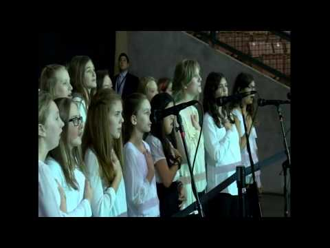 Hollis Brookline Middle School - U.S. Anthem - November 18, 2016