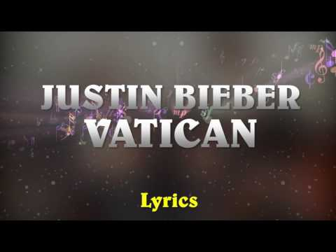 Justin Bieber tomorrow lyrics