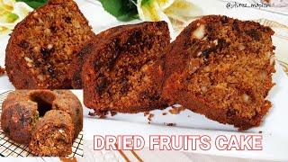 Jinsi ya kuoka keki ya dandiiDandii cake  Dried Fruits Cake Recipe