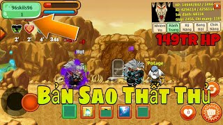 96skils96 || 100tr Hp + 98% Pst Solo Bản Sao | ngọc rồng online