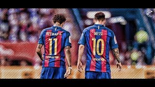 Neymar  Messi  Two Legends  Time Of Our Lives 100000 Subscribers  HD