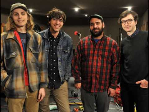 Real Estate on Words and Music, WFUV, 21/9/2011