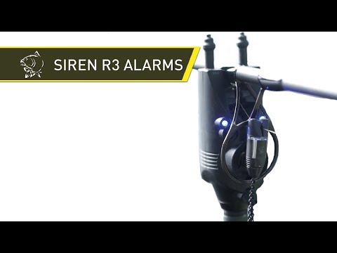 Siren R3 Alarms