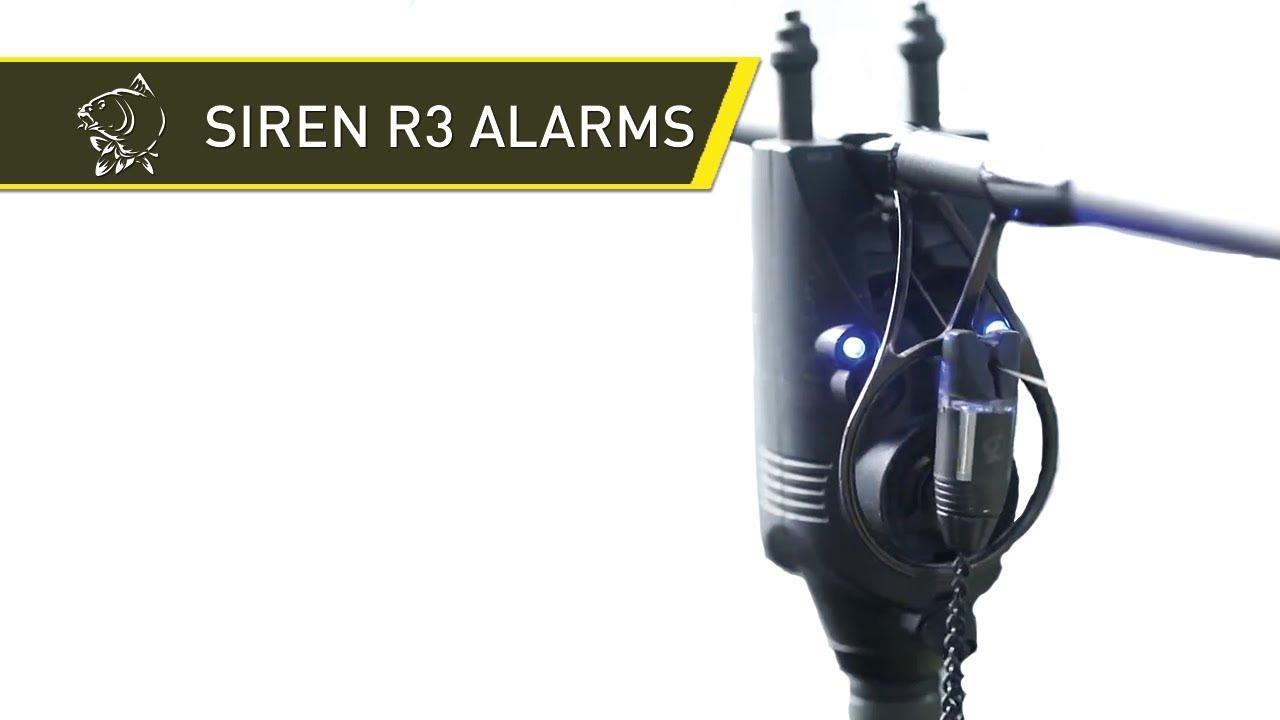 Nash R3 Alarms