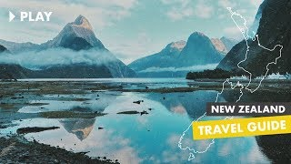 How to road trip the South Island | New Zealand Travel Guide