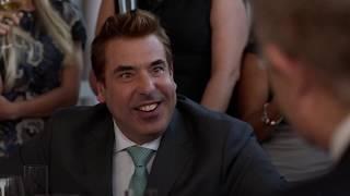 Suits/Форс-мажоры - Неповторимый Луис Литт в образе Харви Спектра!!! - (9x7) 2019/HD