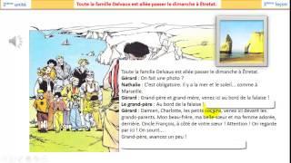 تعلم اللغة الفرنسية - محادثة 12 French4arab