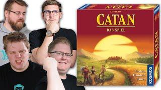Скачать Catan Das Brettspiel Mit 4 Abzockern