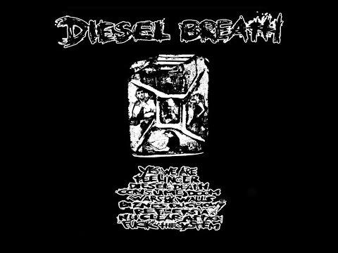 diesel breath-  Diesel Breath (mini cd)