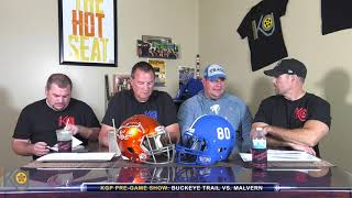 The KGP Pre-Game Show - Week 7