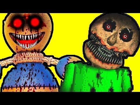 ЧТО БУДЕТ ЕСЛИ БАДИ ПРОТИВ БАЛДИ АНИМАТРОНИК FNAF Майнкрафт Виртуальная реальность Kick the Buddy