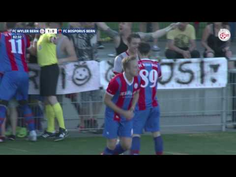 FC Wyler Bern - FC Bosporus Highlights