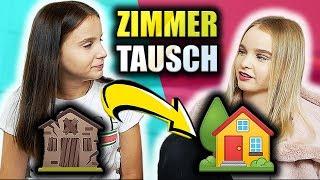 ZIMMER TAUSCHEN mit Schwester ! - Celina