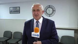 Noc wyborcza u kandydata na Burmistrza Waldemara Sikory