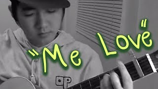 Sean Kingston - Me Love - Acoustic Cover