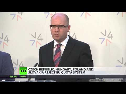 'Only Christian migrants allowed in Slovakia'
