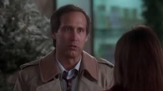 Рождественские каникулы. Чеви Чейз - Что-нибудь видишь Рас? - Нет!