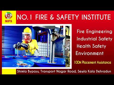 Promotional Video (National Institute of Fire Safety Engineering, Dehradun)