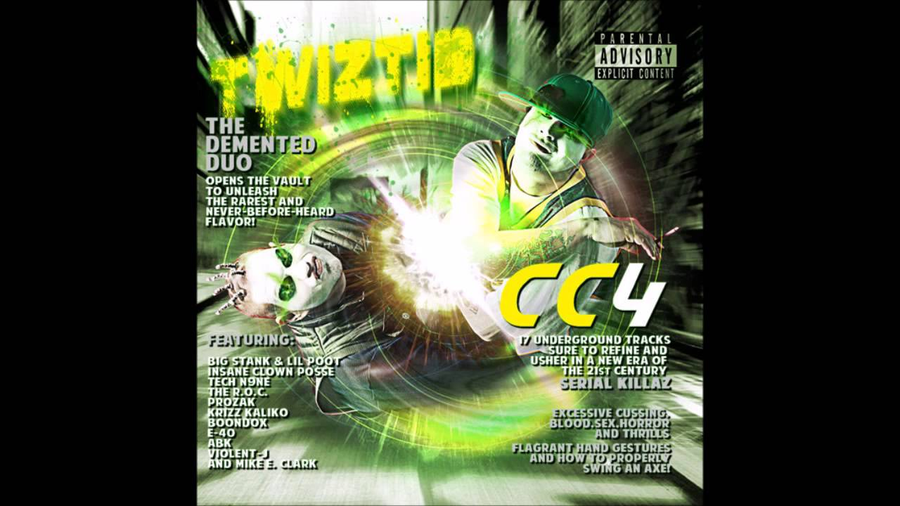 the cryptic collection 4 by twiztid full album youtube