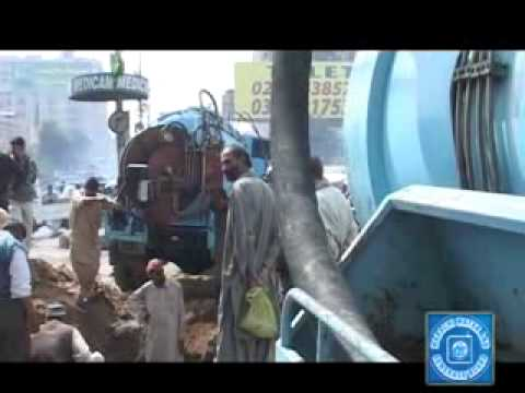 Karachi water & Sewerage Board documantary2