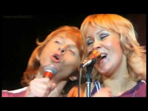 Abba  Does your mother know extended version