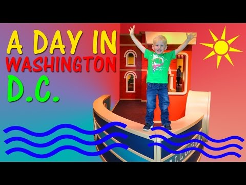 Family Fun Pack in Washington DC