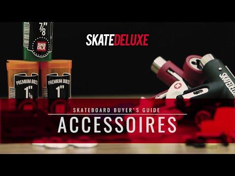 Die richtigen Schrauben, Bushings & mehr für dein Skateboard | skatedeluxe Buyer's Guide