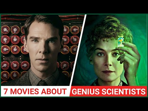 Top 7 Best Motivational Movies Based on Genius Scientists For Students   Biopics on Great Scientists