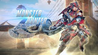 ゲームプレイトレーラー DLC「モンスターハンター」 - MARVEL VS. CAPC