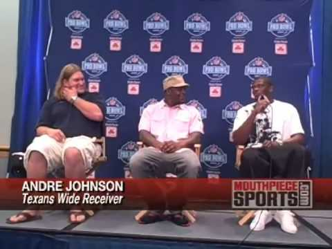 Paradise Found for Pro Bowlers Clinton Portis, Andre Johnson, & Nick Mangold